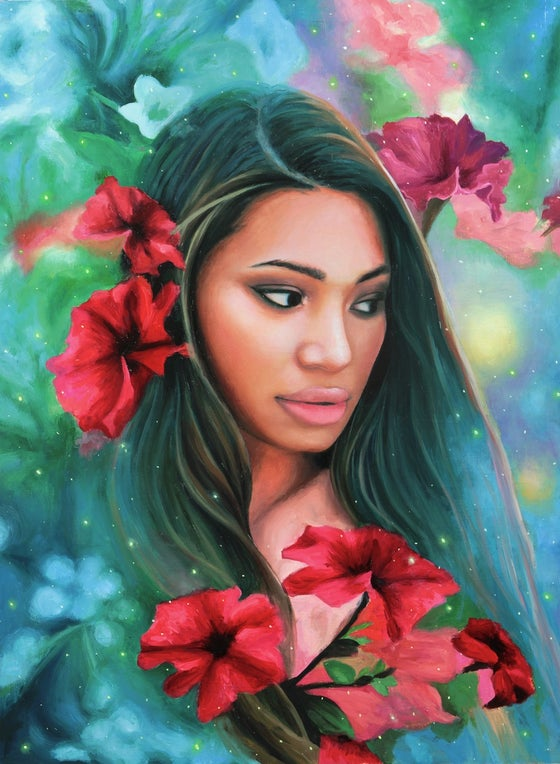"""Image of """"Floralysis"""" Limited Edition Print"""