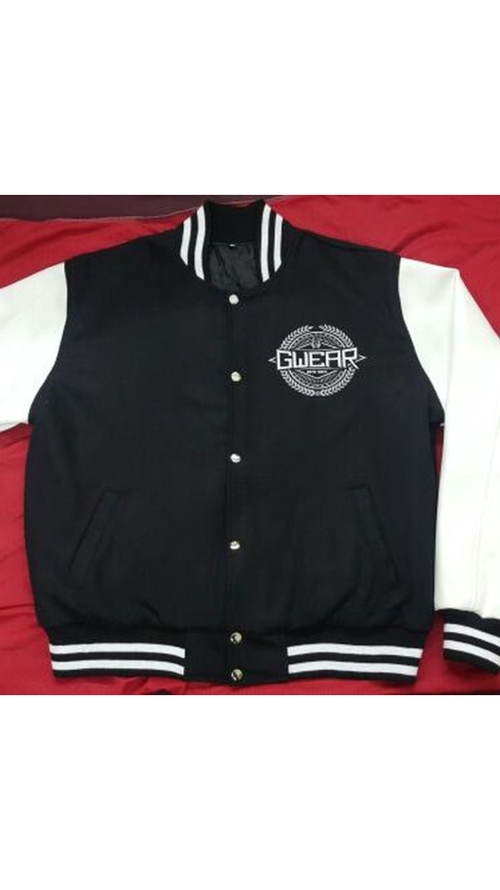 Image of Gwear Varsity Jacket