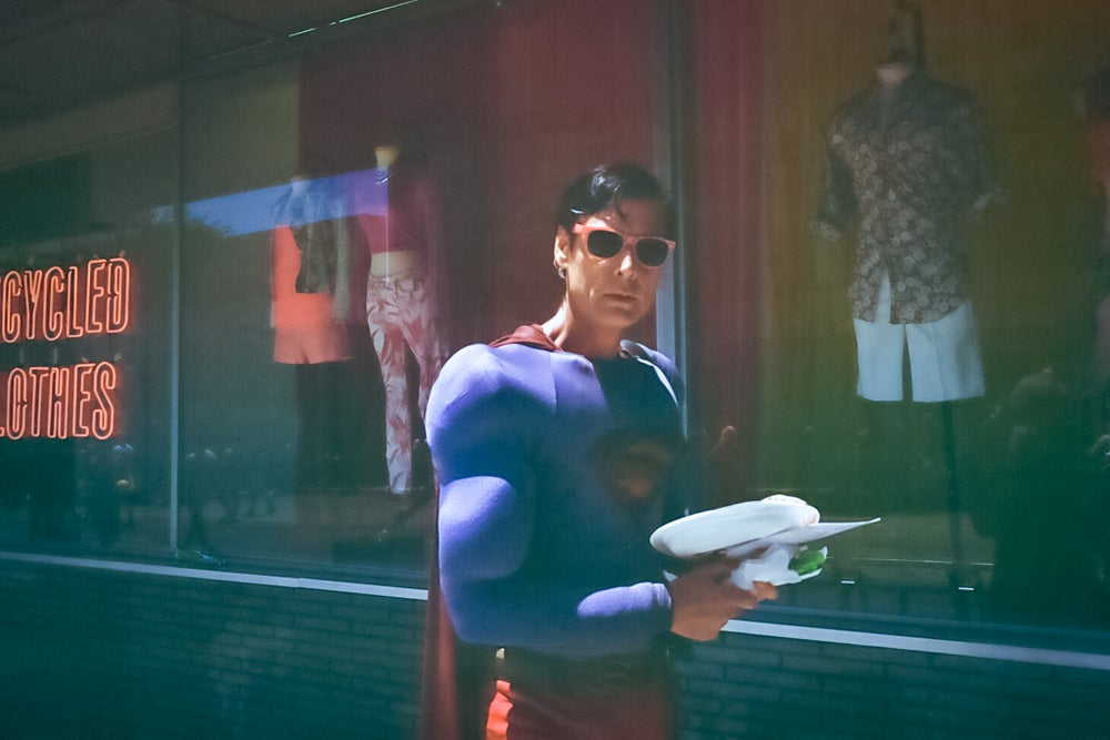 Image of West Hollywood Superman