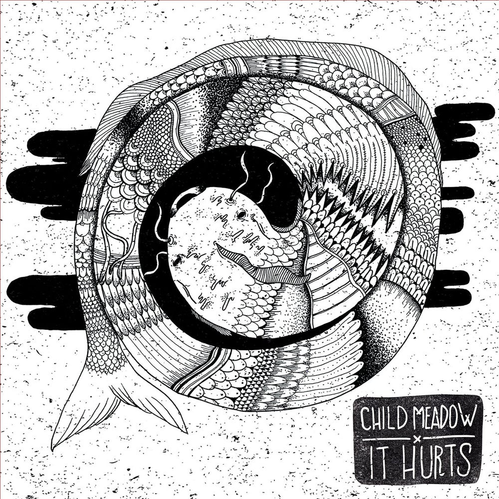 "Image of Child Meadow - It Hurts 12"" Vinyl"