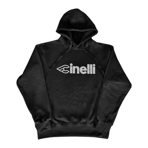 Image of Cinelli REFLECTIVE HOODIE SWEATSHIRT