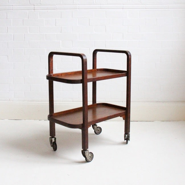 Image of art deco trolley