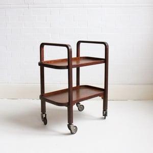 Image of art deco trolley