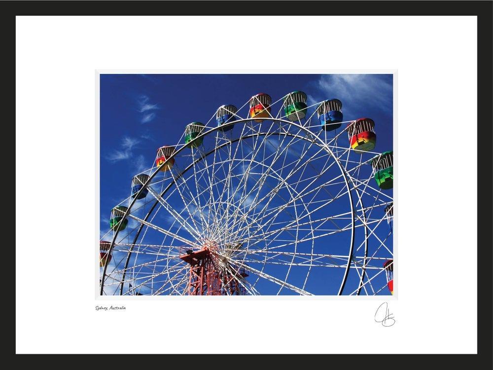 Image of Ferris Wheel, Sydney