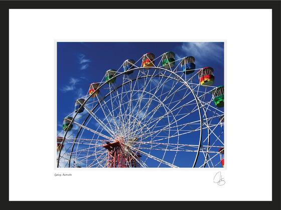 Image of Ferris Wheel, Sydney