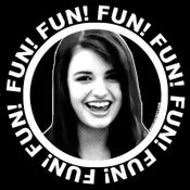 Image of Black Friday (Fun! Fun! Fun! Fun! Rebecca!) shirt
