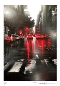 Image of NOW AVAILABLE - 'NYC' - Limited edition print