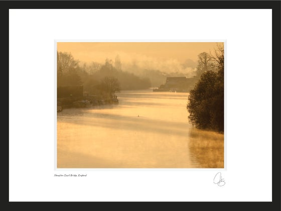 Image of River Thames, Hampton