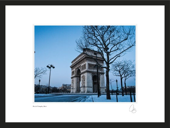 Image of Arc de Triomphe, Paris