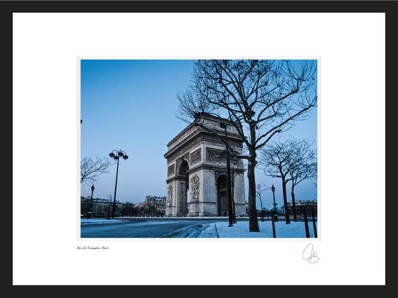 Image of Arc de Triomphe, Paris