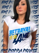 Image of Betrayal Shirt