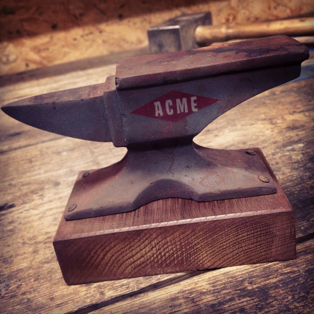 Image of Acme anvil