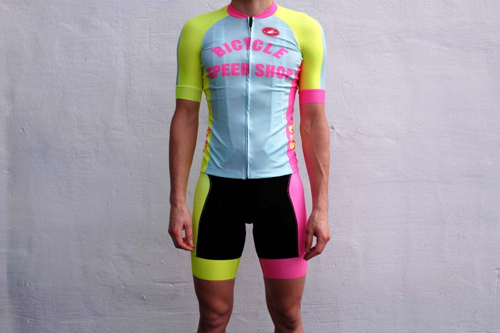 Image of Morning Aero Race 5.0 Jersey