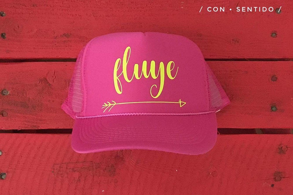 Image of Fluye Trucker Hat