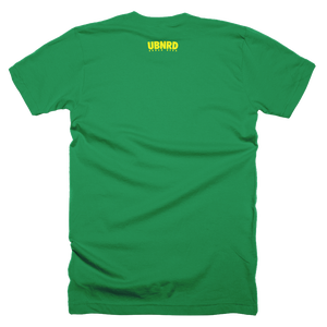 Image of HASHTAG TEE (GREEN) by Urban Nerd ™