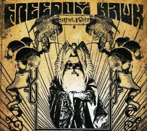 Image of Freedom Hawk - Sunlight CD
