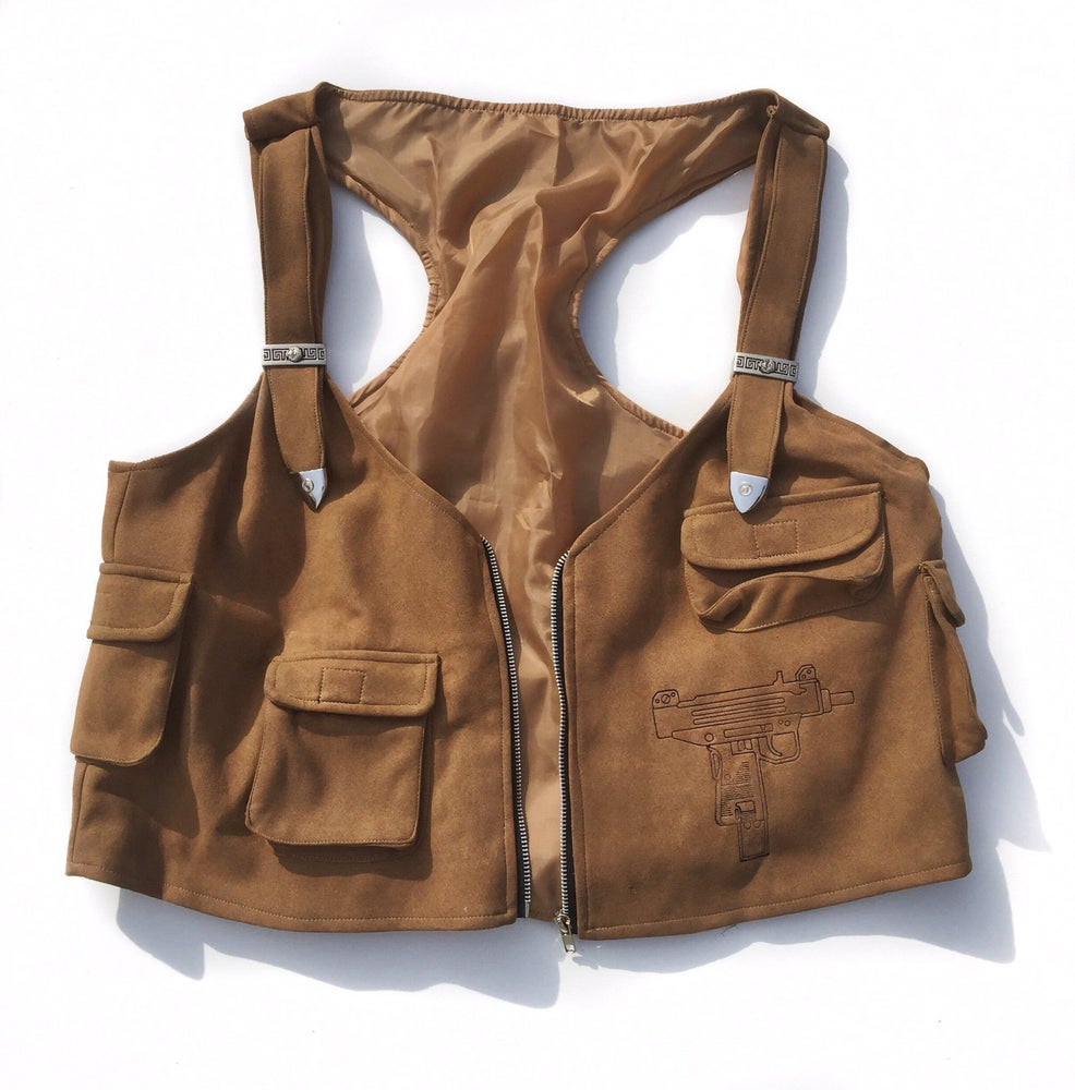 Image of The Cargo Vest
