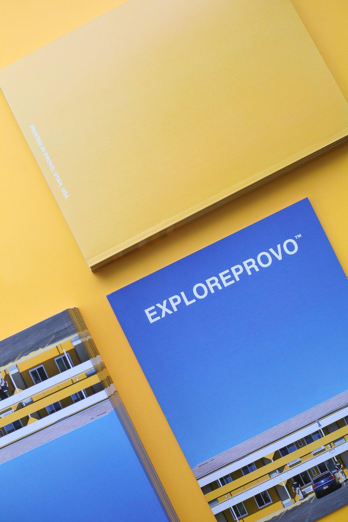 Image of EXPLOREPROVO Issue 01