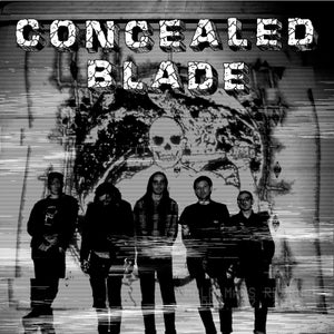 """Image of CONCEALED BLADE - S/T 12"""""""