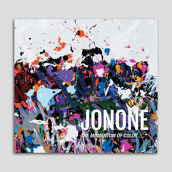 Image of JonOne: The Momentum of Color [import]