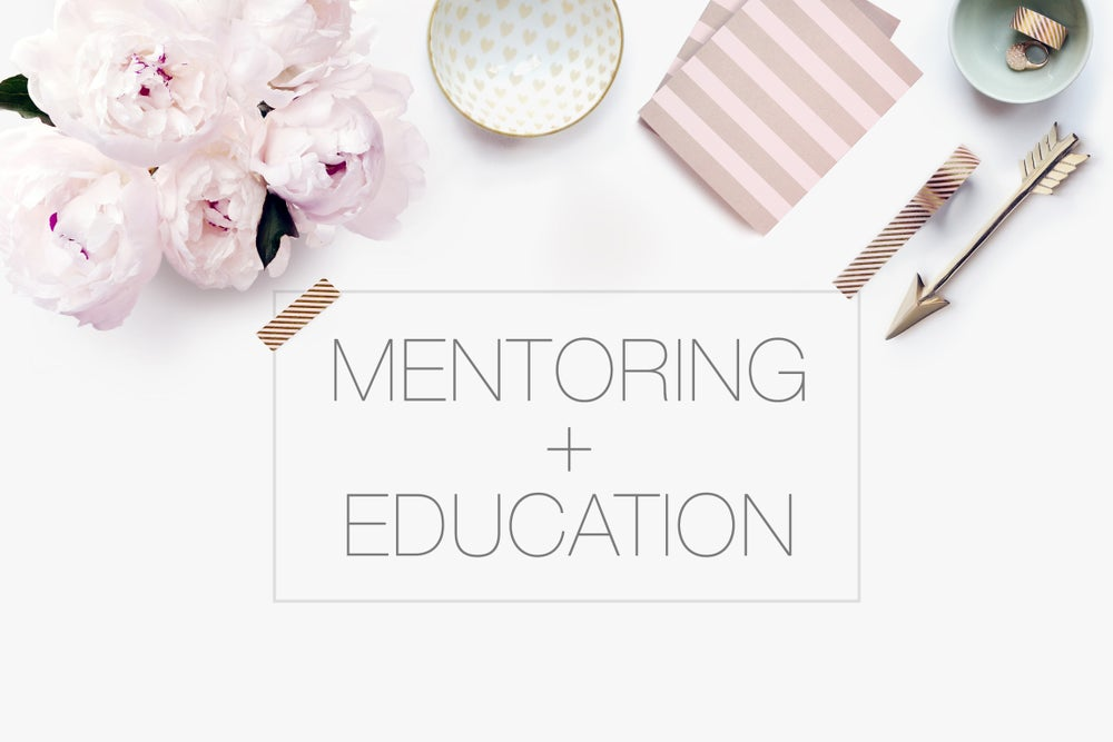 Image of Mentoring - THE COMPLETE EXPERIENCE