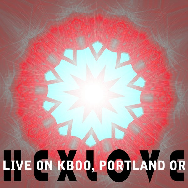 "Image of Hexlove - ""Live On KBOO, Portland OR"" lim. CDR - DS006b"