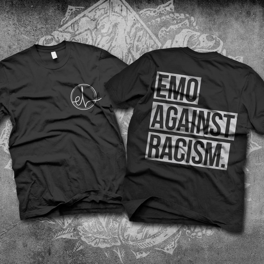 Image of EMPTY HANDED - EMO AGAINST RACISM