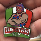 Image of Phish Riviera Maya pin