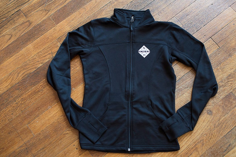 Image of Women's LIGHTWEIGHT POLY-TECH ZIP