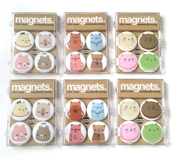 Image of MAGNET PACKS originally $10 now $5