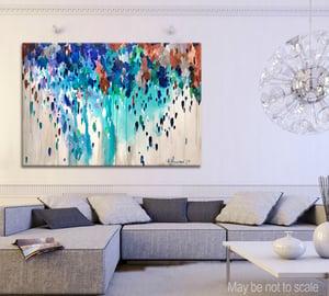 Image of Reef vitae - 152x90cm