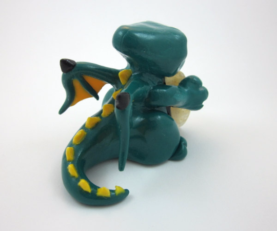 Image of Dark Green Dragon