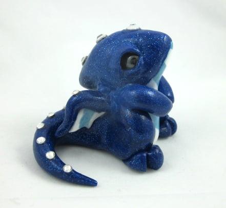 Image of Blue Crystal Dragon