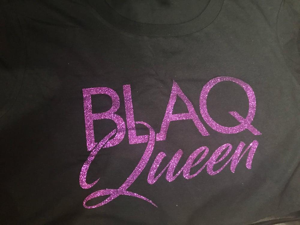 Image of BLAQ QUEEN PURPLE