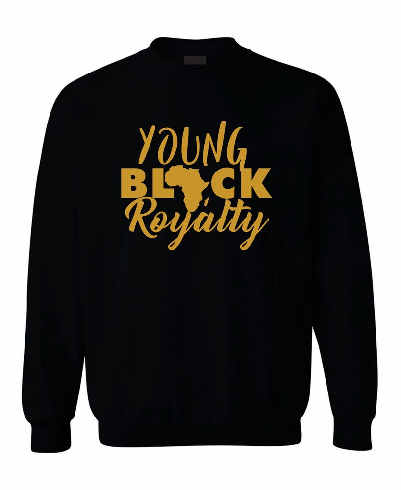Image of Royalty Crewneck