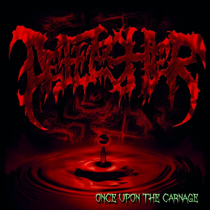 Image of ONCE UPON THE CARNAGE - Demo