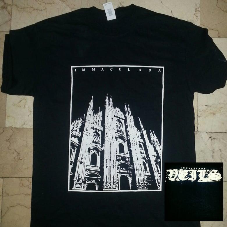 Image of VEILS - immaculada shirt