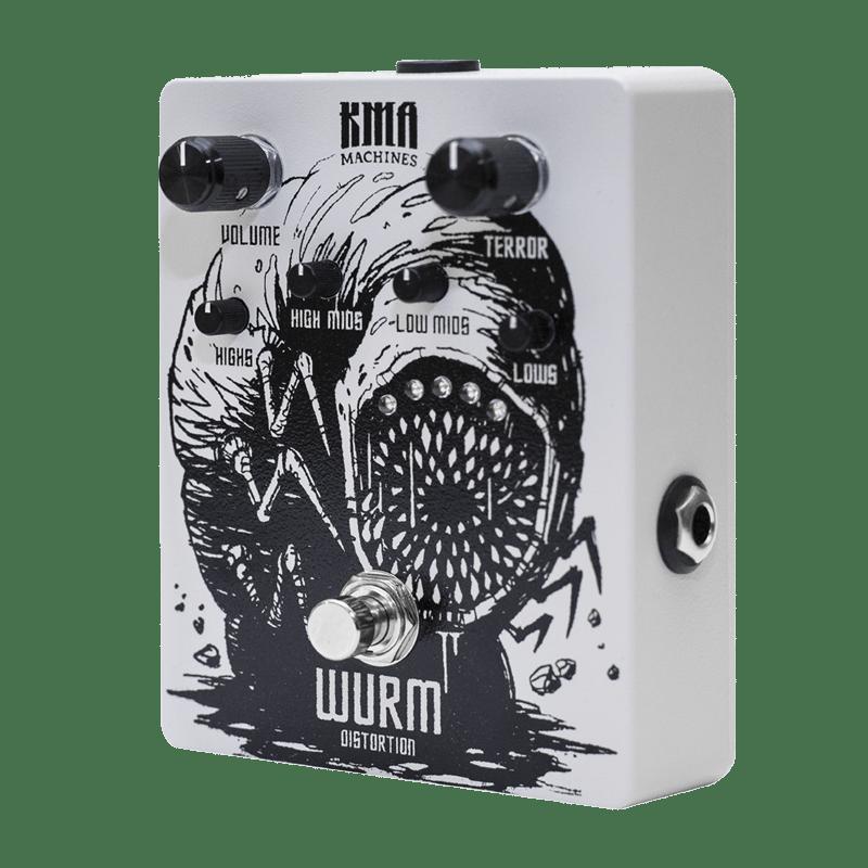 Image of Wurm - Distortion