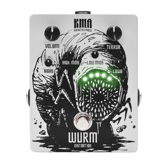 Image of Wurm - Distortion