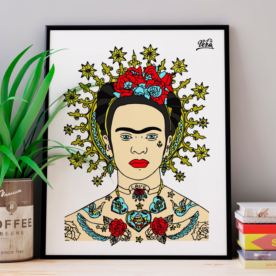 Image of Let´s Frida!