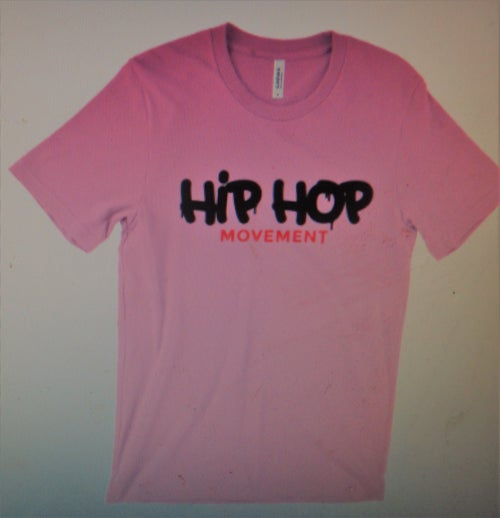 Image of Hip Hop Movement Unisex Short Sleeve Jersey