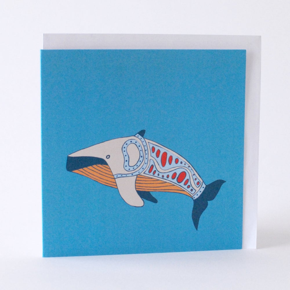 Image of Whale Cards