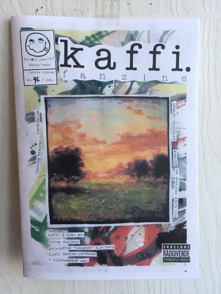 Image of kaffi fanzine Vol.#13 (2017)