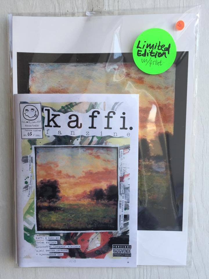 Image of kaffi fanzine Vol.#13 (2017) - Limited Edition