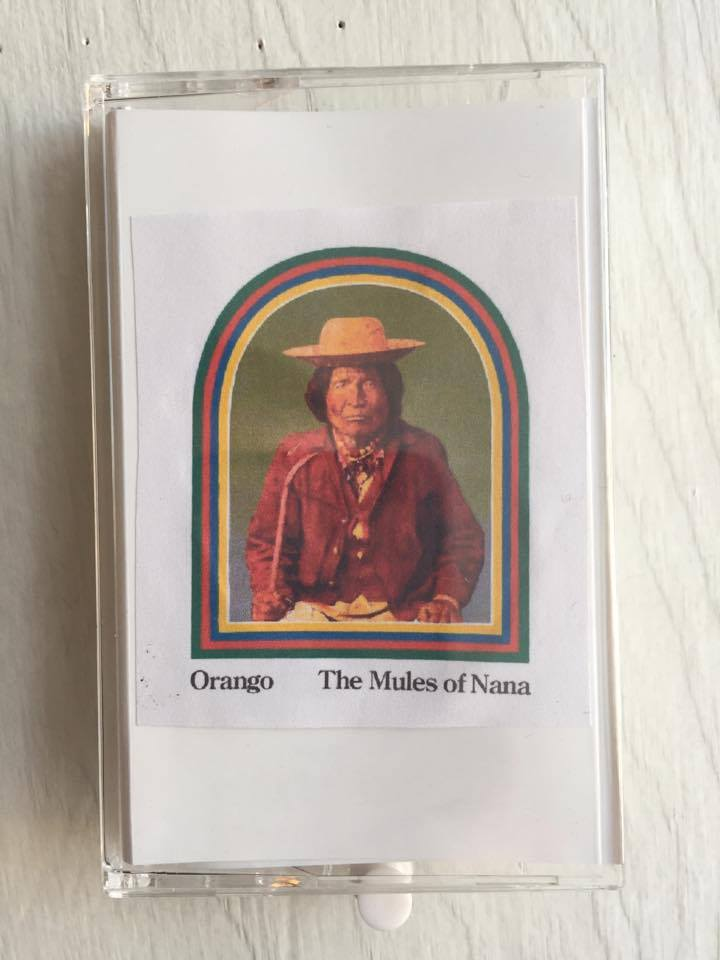 "Image of Orango ""The Mules of Nana"" Cassette - Special Limited Edition"
