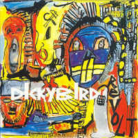 """DICKYBIRD """"Revolt"""" CD"""