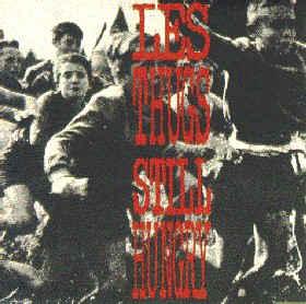 "LES THUGS ""Still hungry, still angry"" CD 1989"