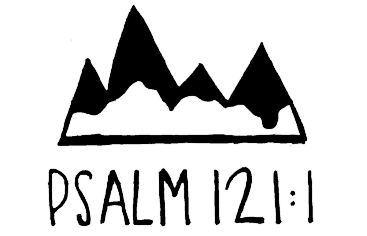 Image of PSALM 121:1 // t-shirt & sweatshirt