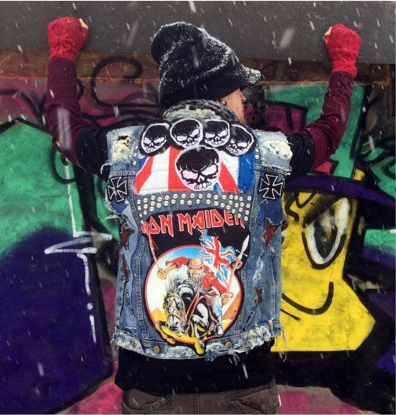 Image of Iron Maiden Vest