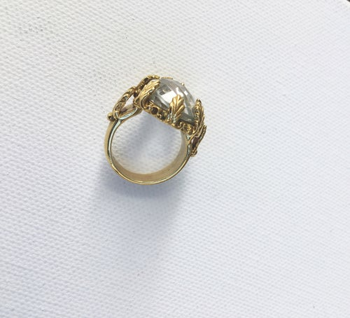 Image of GARDEN Quartz Ring